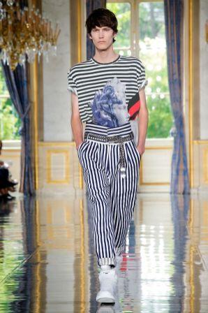 Balmain Homme Menswear Spring Summer 2019 Paris109