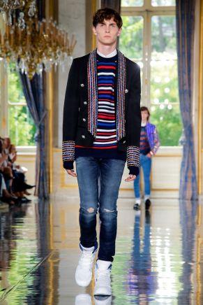 Balmain Homme Menswear Spring Summer 2019 Paris16