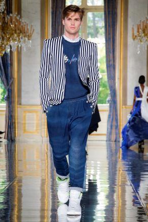 Balmain Homme Menswear Spring Summer 2019 Paris19