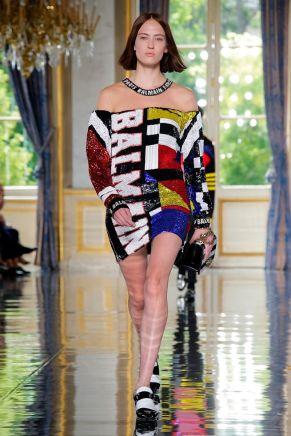 Balmain Homme Menswear Spring Summer 2019 Paris27