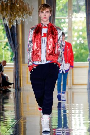 Balmain Homme Menswear Spring Summer 2019 Paris29