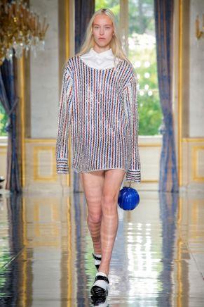Balmain Homme Menswear Spring Summer 2019 Paris3