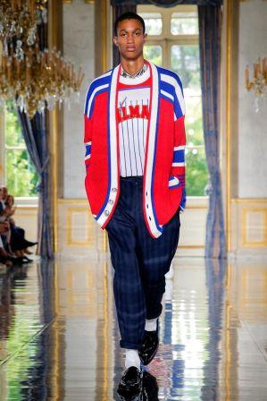 Balmain Homme Menswear Spring Summer 2019 Paris41