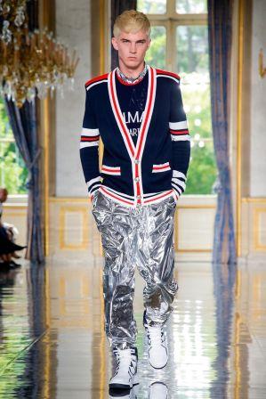 Balmain Homme Menswear Spring Summer 2019 Paris45