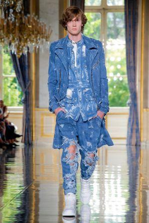 Balmain Homme Menswear Spring Summer 2019 Paris46