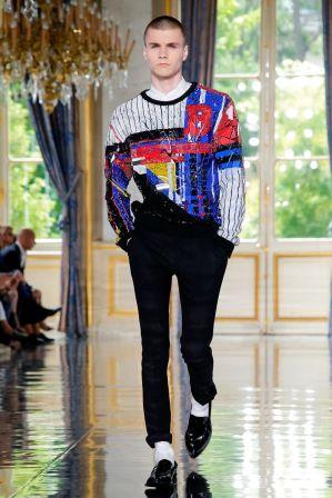 Balmain Homme Menswear Spring Summer 2019 Paris47