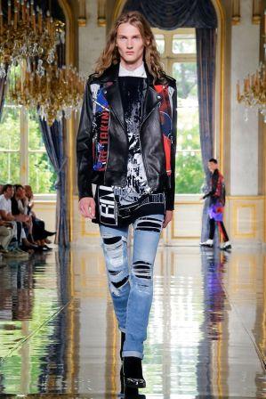 Balmain Homme Menswear Spring Summer 2019 Paris50