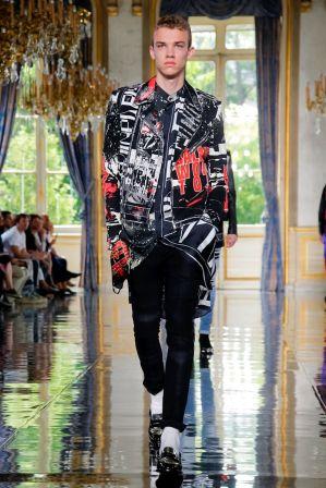 Balmain Homme Menswear Spring Summer 2019 Paris51