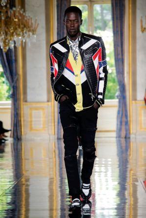 Balmain Homme Menswear Spring Summer 2019 Paris53