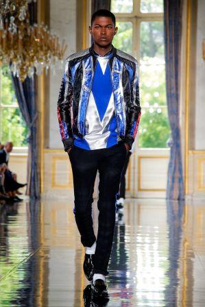 Balmain Homme Menswear Spring Summer 2019 Paris64