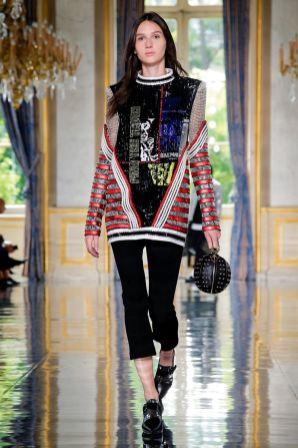 Balmain Homme Menswear Spring Summer 2019 Paris78