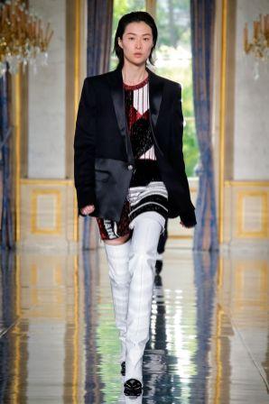 Balmain Homme Menswear Spring Summer 2019 Paris85