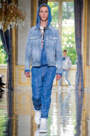 Balmain Homme Menswear Spring Summer 2019 Paris9