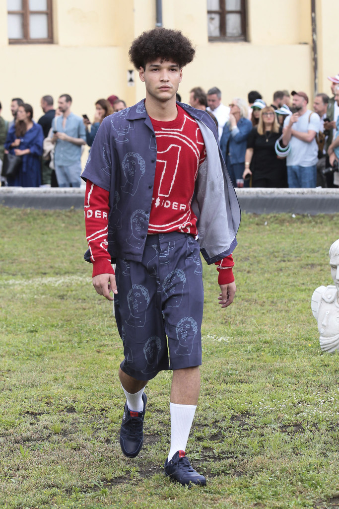 Band of Outsiders Men's Spring 2019