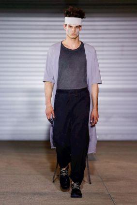 Boris Bidjan Saberi Menswear Spring Summer 2019 Paris1
