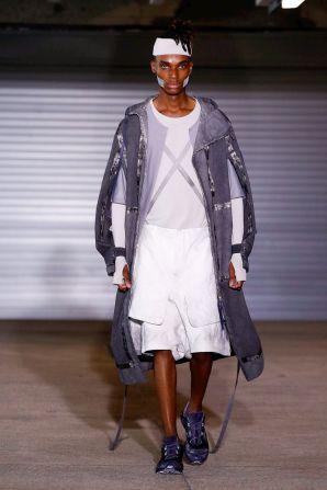 Boris Bidjan Saberi Menswear Spring Summer 2019 Paris14