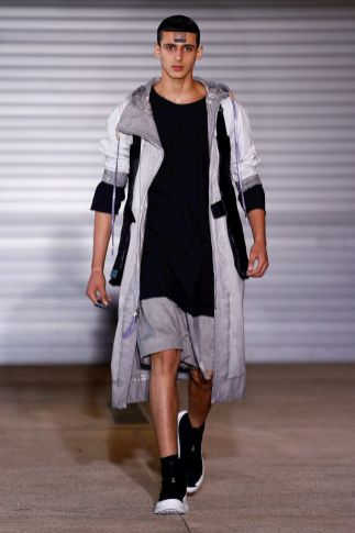 Boris Bidjan Saberi Menswear Spring Summer 2019 Paris18