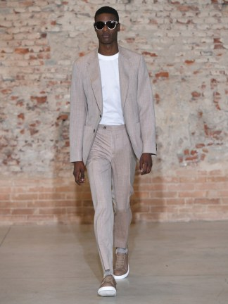 Canali Men's Spring 2019