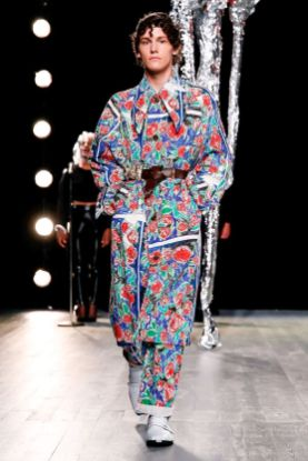 Charles Jeffrey LOVERBOY Menswear Spring Summer 2019 London1