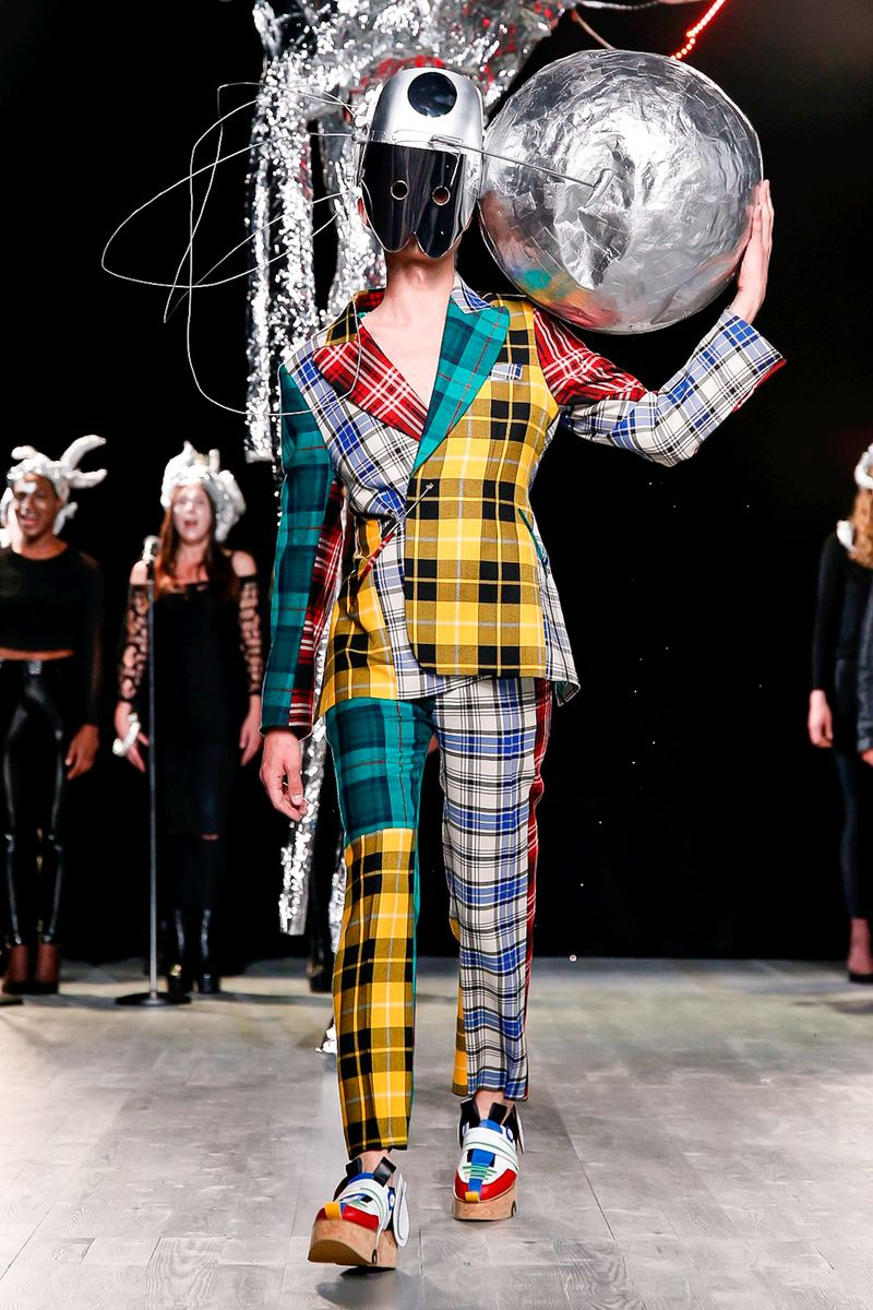 Charles Jeffrey LOVERBOY Menswear Spring Summer 2019 London14