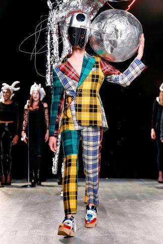 Charles Jeffrey LOVERBOY Menswear Spring Summer 2019 London14