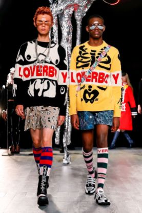 Charles Jeffrey LOVERBOY Menswear Spring Summer 2019 London7
