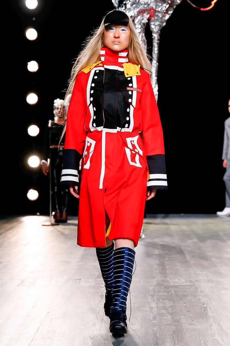 Charles Jeffrey LOVERBOY Menswear Spring Summer 2019 London8