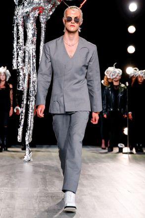 Charles Jeffrey LOVERBOY Menswear Spring Summer 2019 London9