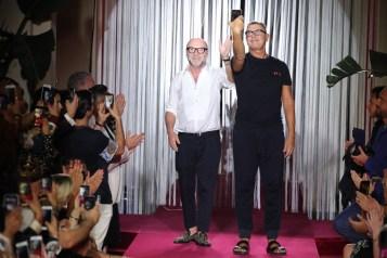 Dolce & Gabbana Naked King Secret Spring Summer 2019 Milan44