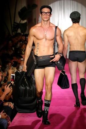 Dolce & Gabbana Naked King Secret Spring Summer 2019 Milan8