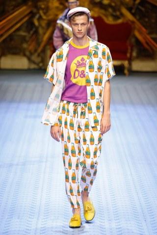 Dolce & Gabbana Spring Summer 2019 Milan101