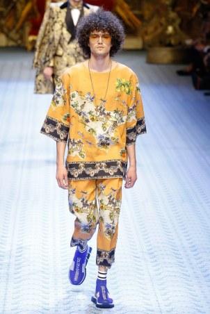 Dolce & Gabbana Spring Summer 2019 Milan121