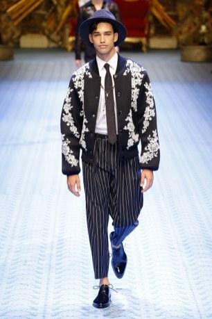 Dolce & Gabbana Spring Summer 2019 Milan24