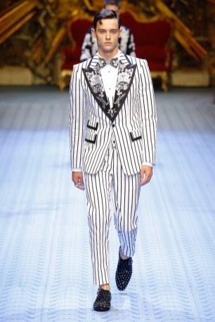 Dolce & Gabbana Spring Summer 2019 Milan26