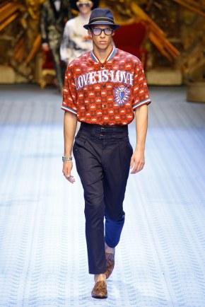 Dolce & Gabbana Spring Summer 2019 Milan47