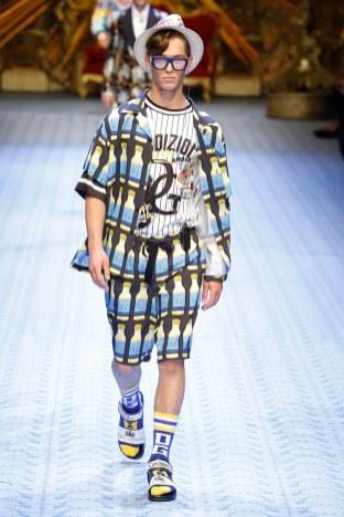 Dolce & Gabbana Spring Summer 2019 Milan55