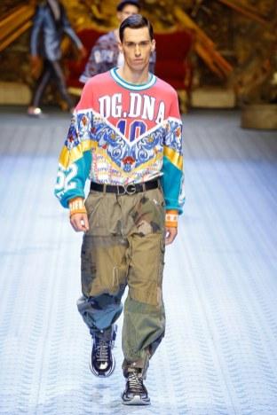 Dolce & Gabbana Spring Summer 2019 Milan57