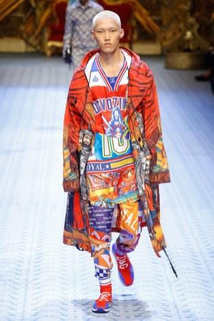 Dolce & Gabbana Spring Summer 2019 Milan67