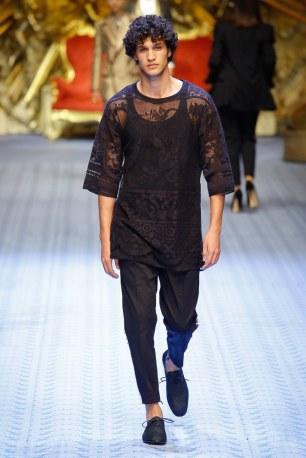 Dolce & Gabbana Spring Summer 2019 Milan7