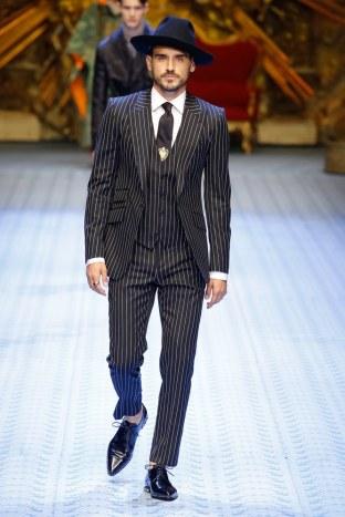Dolce & Gabbana Spring Summer 2019 Milan81