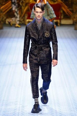Dolce & Gabbana Spring Summer 2019 Milan82