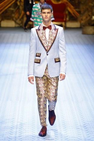 Dolce & Gabbana Spring Summer 2019 Milan85