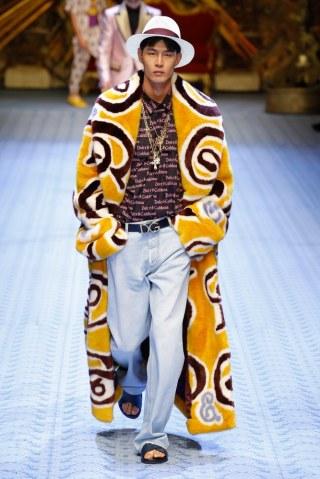 Dolce & Gabbana Spring Summer 2019 Milan99