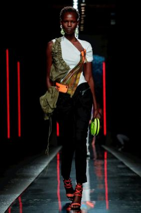 Dsquared2 Men & Women Spring Summer 2019 Milan27