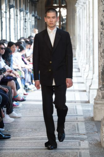 Dunhill Menswear Spring Summer 2019 Paris42