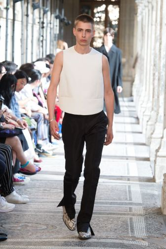 Dunhill Menswear Spring Summer 2019 Paris43