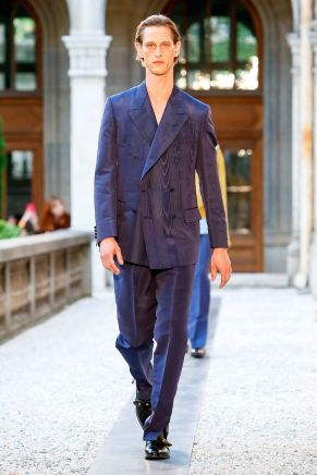 Dunhill Menswear Spring Summer 2019 Paris8