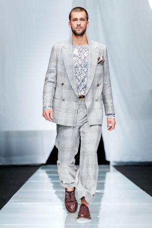 Giorgio Armani Menswear Spring Summer 2019 Milan11