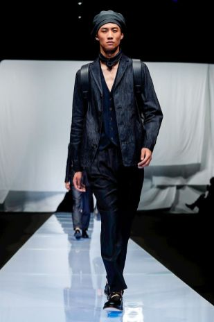 Giorgio Armani Menswear Spring Summer 2019 Milan16