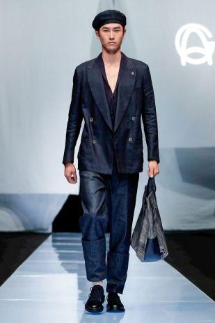 Giorgio Armani Menswear Spring Summer 2019 Milan18